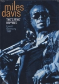 Miles Davis - That's What Happened DVD