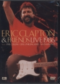 Eric Clapton & Friends Live 1986 DVD