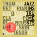 Jazz Instruments + 8 CDs
