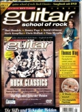 Guitar School of Rock: Rock Classics: Songbook mit DVD