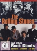 The Rolling Stones and other Rock Giants 2DVD-Set