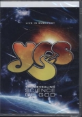 Yes Live in Budapest DVD
